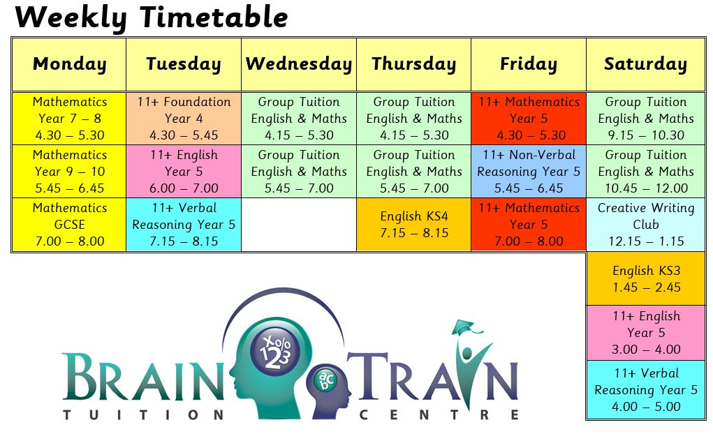 timetable-oct-16